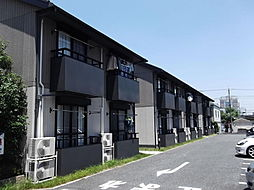 埼玉県さいたま市中央区本町東3丁目の賃貸アパートの外観