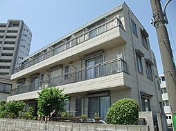東京都練馬区平和台の賃貸マンションの外観