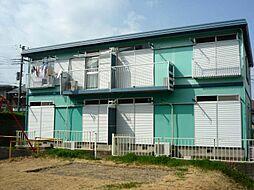 パークハウスB[2階]の外観