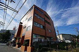 兵庫県川西市出在家町の賃貸マンションの外観