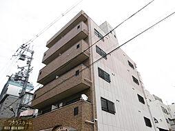 大阪府堺市堺区一条通の賃貸マンションの外観