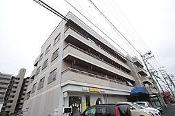 キクスイビル[4階]の外観