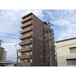 静岡県静岡市駿河区曲金7丁目の賃貸マンションの外観