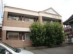 愛知県名古屋市西区南堀越1丁目の賃貸アパートの外観