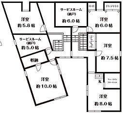 目黒区柿の木坂3丁目