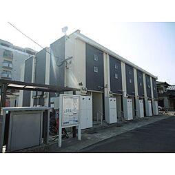 福岡県福岡市西区周船寺2丁目の賃貸アパートの外観