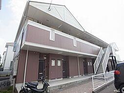 千葉県柏市つくしが丘5丁目の賃貸マンションの外観