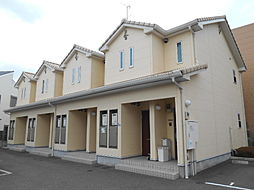 大阪府堺市西区浜寺石津町東3丁の賃貸アパートの外観