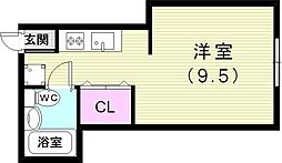 妙法寺駅 2.7万円