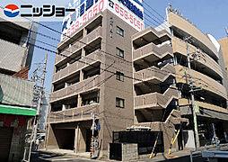 メルベーユI[3階]の外観