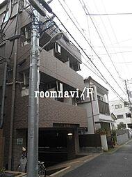 東京都大田区大森東1の賃貸マンションの外観