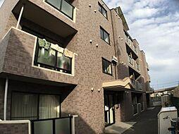 北海道札幌市西区発寒十条11丁目の賃貸マンションの外観