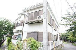 千葉県船橋市本町6丁目の賃貸アパートの外観
