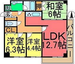 新小岩駅 14.4万円