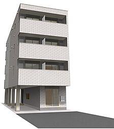 ラフィネ横浜[303号室号室]の外観