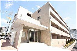 広島県福山市西桜町1丁目の賃貸マンションの外観