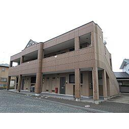 静岡県浜松市西区村櫛町の賃貸アパートの外観