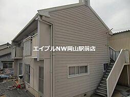 野瀬コーポ[2階]の外観