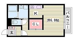ひめじ別所駅 4.8万円