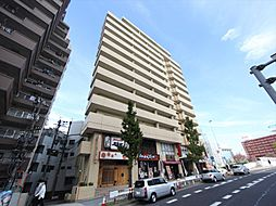 シティ・ファミール千種[4階]の外観