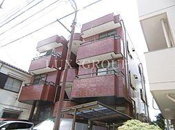 東京都国立市東2丁目の賃貸マンションの外観