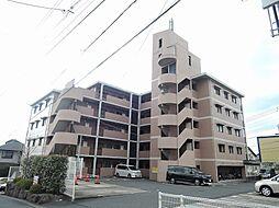 福岡県北九州市若松区青葉台南1丁目の賃貸マンションの外観