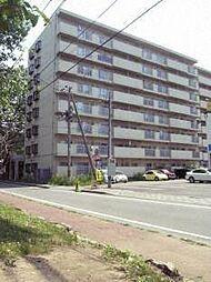 富樫マンション[3階]の外観