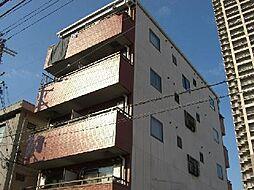 ロイヤル北三国[3階]の外観