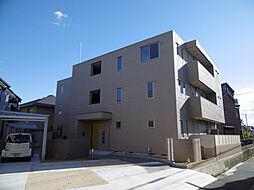 アンジュール武庫川[102号室]の外観