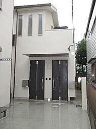 HTヴィラ B棟[2階]の外観