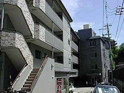 ハイツ木田[2階]の外観