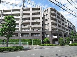 東京都府中市若松町5丁目の賃貸マンションの外観
