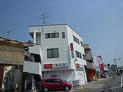 電化社ビル[202号室]の外観