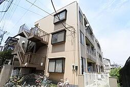 MKC西新井橋ハイツ[3階]の外観