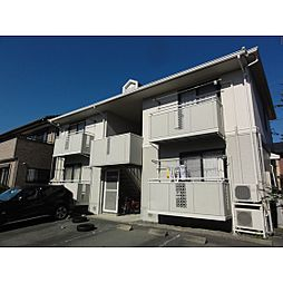 静岡県浜松市南区新橋町の賃貸アパートの外観