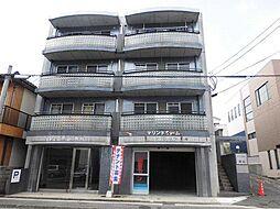 アメニティ皿山[4階]の外観