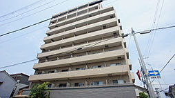 兵庫県神戸市兵庫区小松通2丁目の賃貸マンションの外観