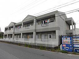 岐阜県大垣市昼飯町の賃貸アパートの外観