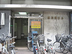 黒川旗ビル[5階]の外観