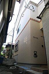 東京都品川区西大井6丁目の賃貸アパートの外観