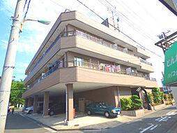 ガーデンパークカタノ[3階]の外観