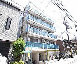 京都府京都市伏見区西柳町の賃貸マンションの外観