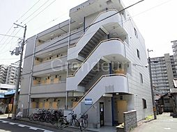鶴見シャトークワジマ[4階]の外観