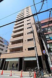 フォレステージュ北堀江[5階]の外観
