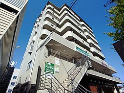 笠神マンション[405号室]の外観
