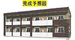(新築)JR三山木駅 徒歩8分 1K[206号室]の外観