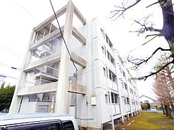 ビレッジハウス栗ヶ沢2号棟[3階]の外観