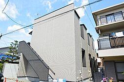 愛知県名古屋市中村区中村町6丁目の賃貸アパートの外観