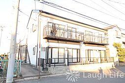 霞ヶ関フラット[1階]の外観