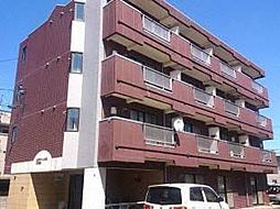 北海道札幌市東区北十九条東2丁目の賃貸マンションの外観